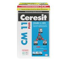 Клей для плитки Ceresit CM 11 25 кг