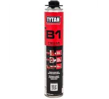 Пена монтажная огнеупорная Tytan B1 профессиональная, 750 мл